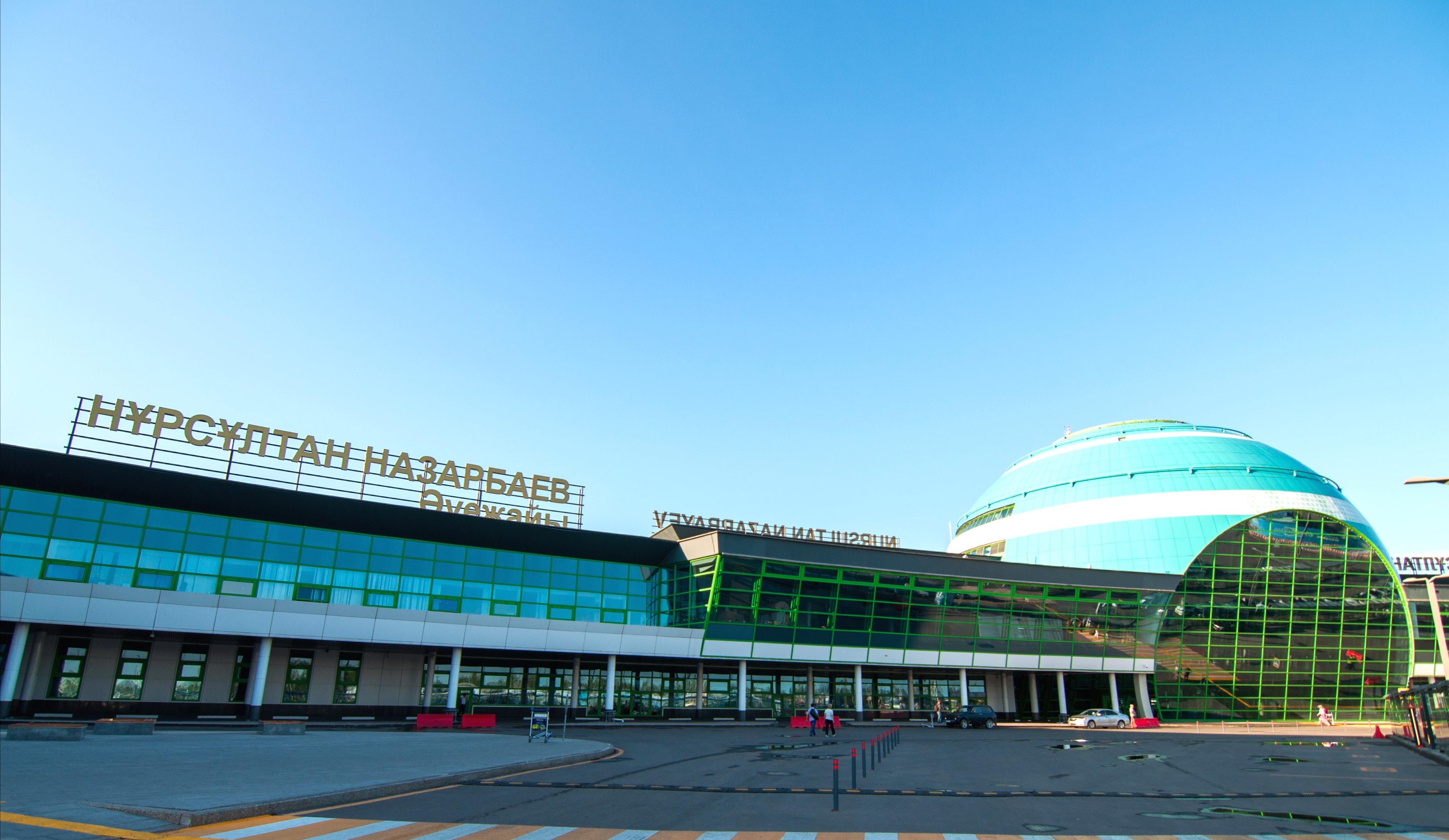 Международный аэропорт Нурсултан Назарбаев в I полугодии 2018 года увеличил  пассажиропоток на 17%.
